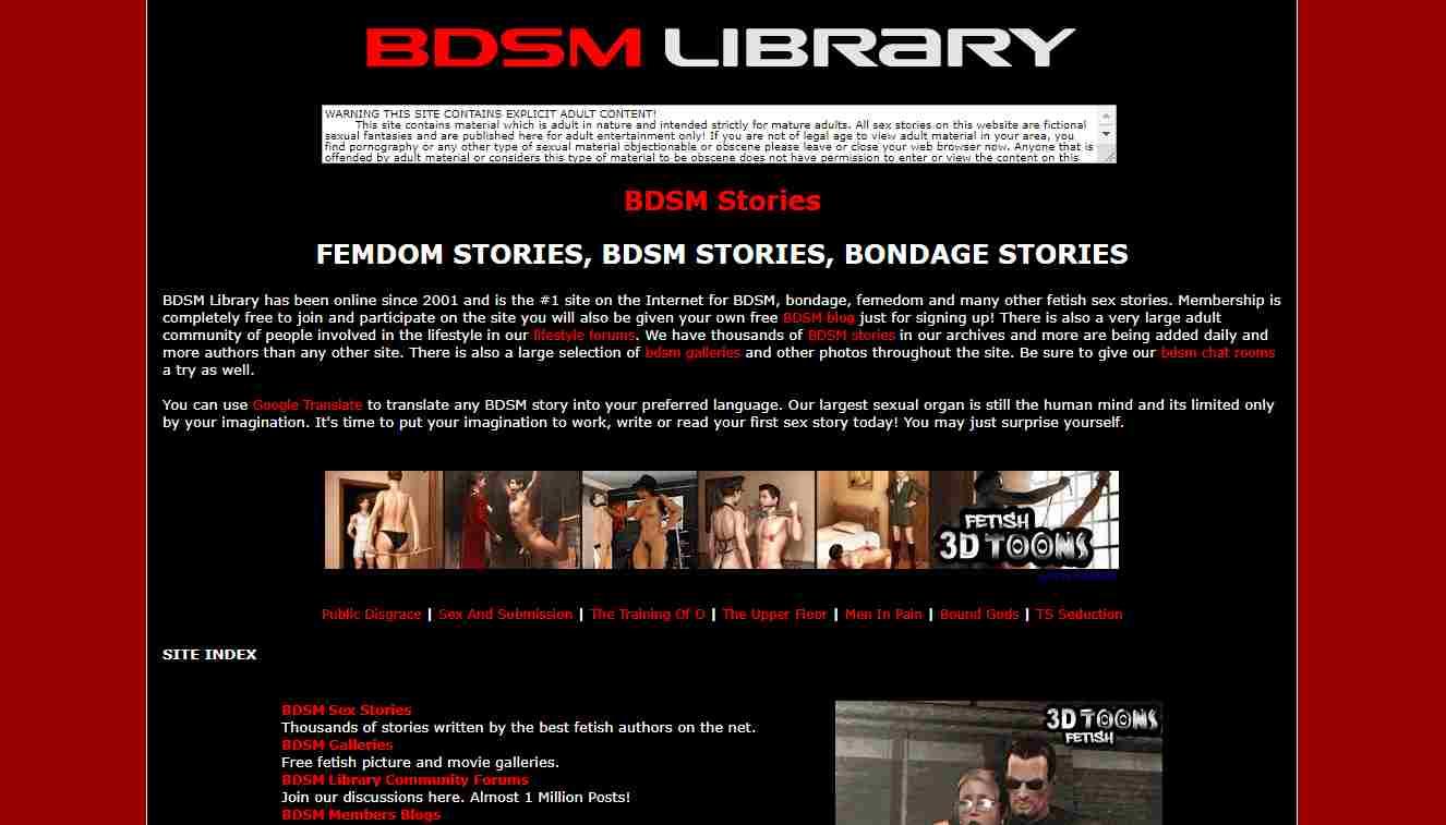 , BDSMLibrary