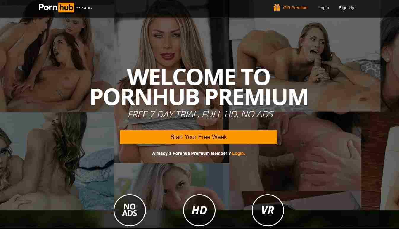 pornhubpremium, PornHubPremium