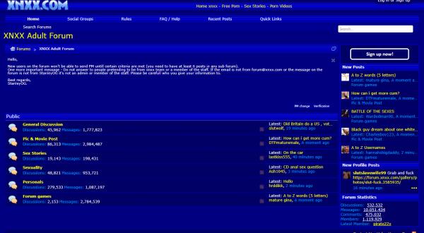 best xxx forums, Best XXX Forums