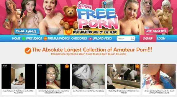 Best Amateur Porn Sites, Best Amateur porn sites