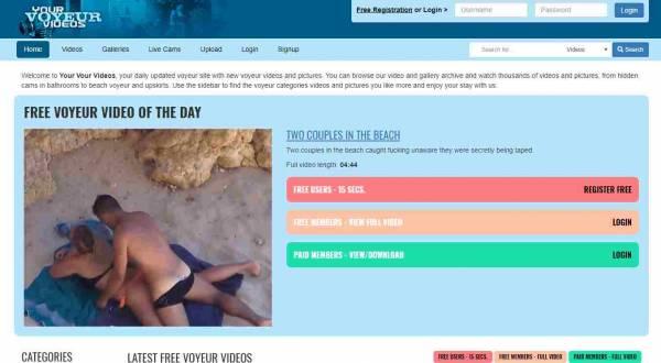 Best XXX voyeur sites, Best XXX Voyeur sites