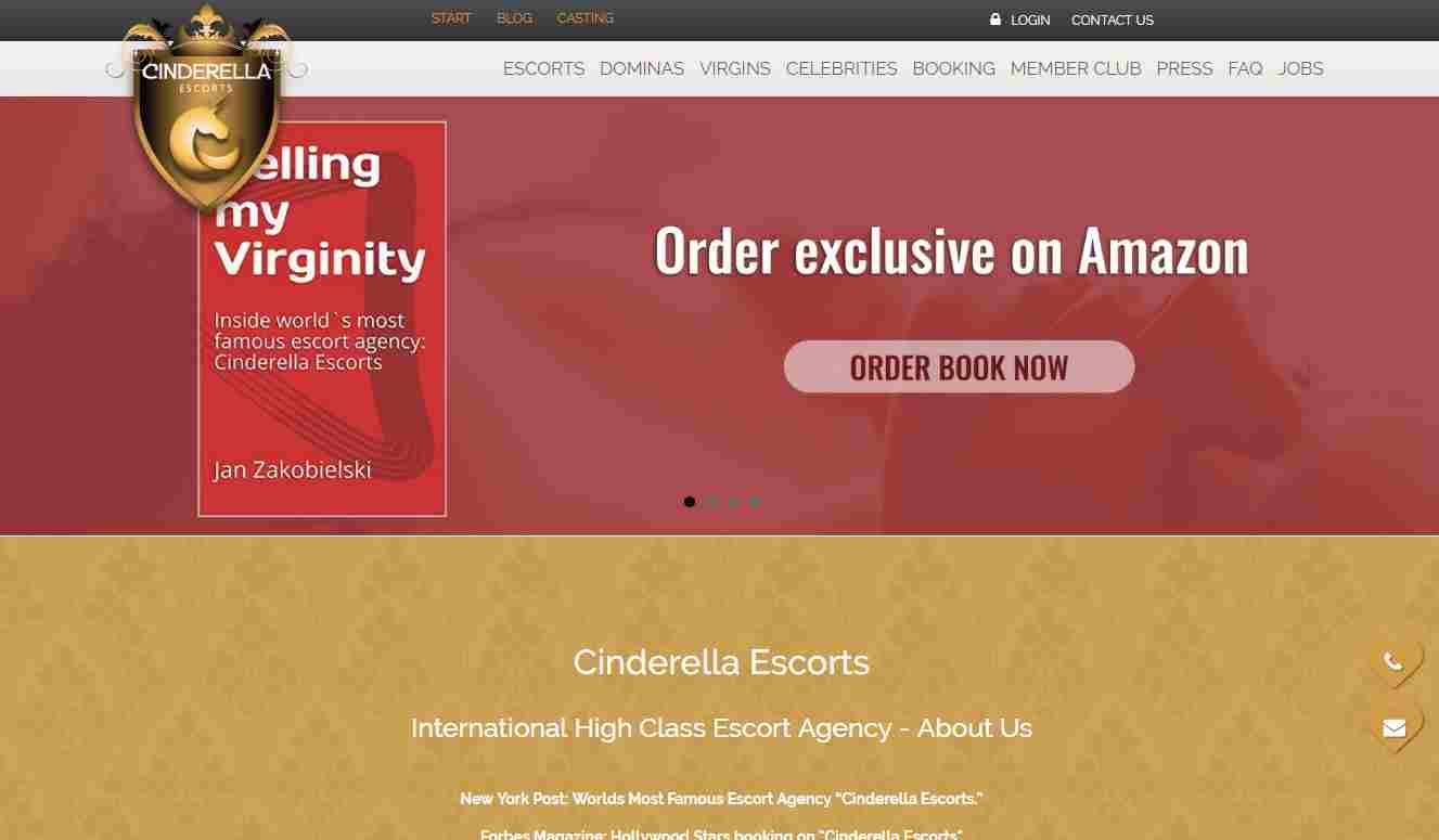 cinderellaescorts, CinderellaEscorts