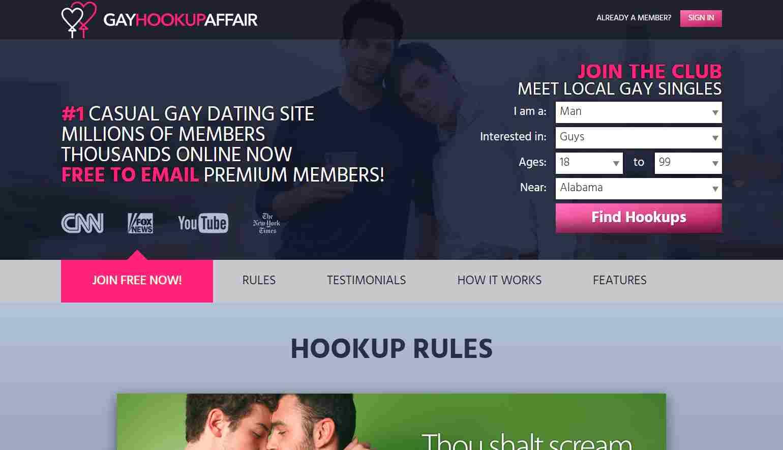 gayhookupaffair, GayHookupAffair