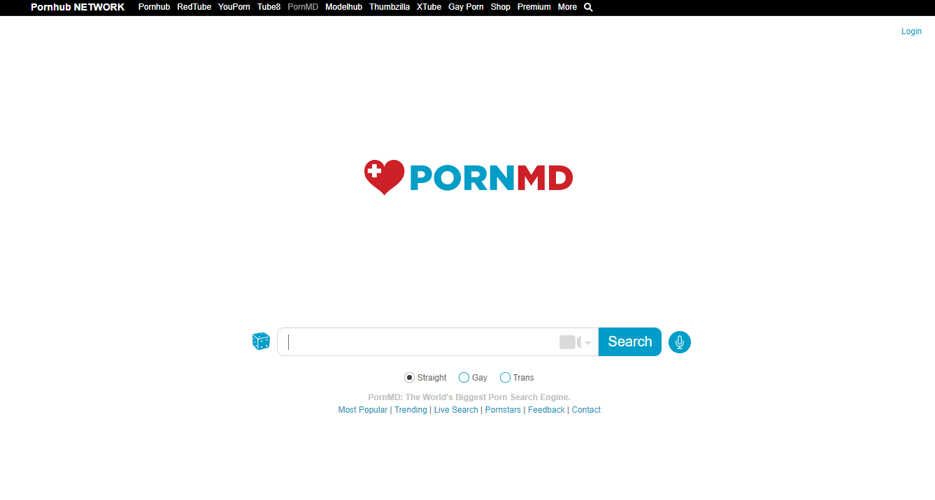 Top Free Porn Search Engines