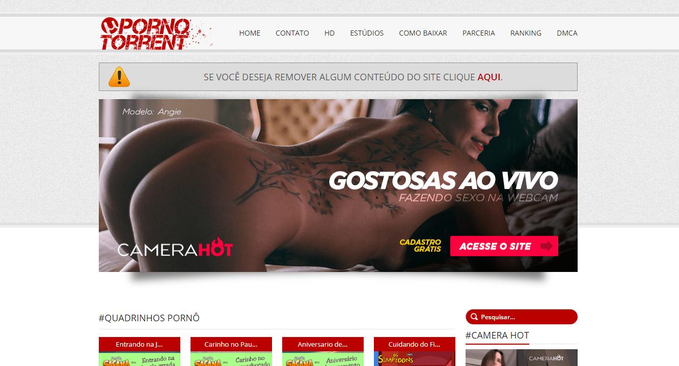 pornotorrent, PornoTorrent