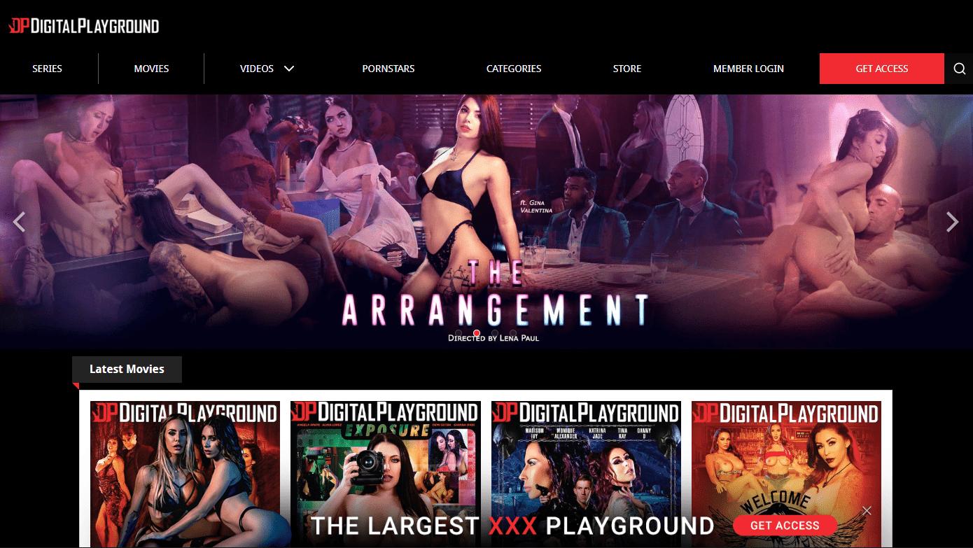 digitalplayground, DigitalPlayground