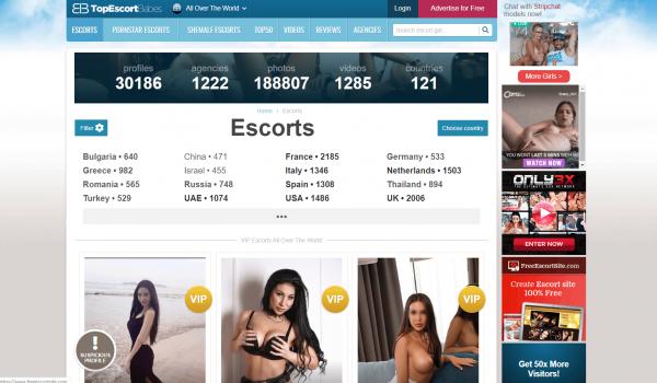 Online Escort Sites