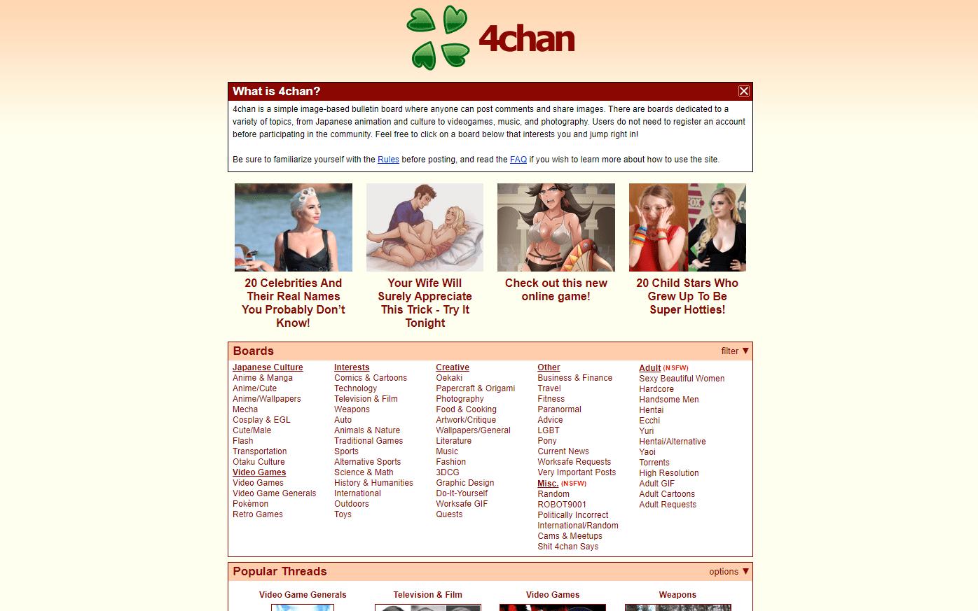 4Chan, 4Chan