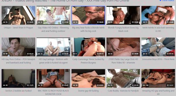 , Best Gay porn sites
