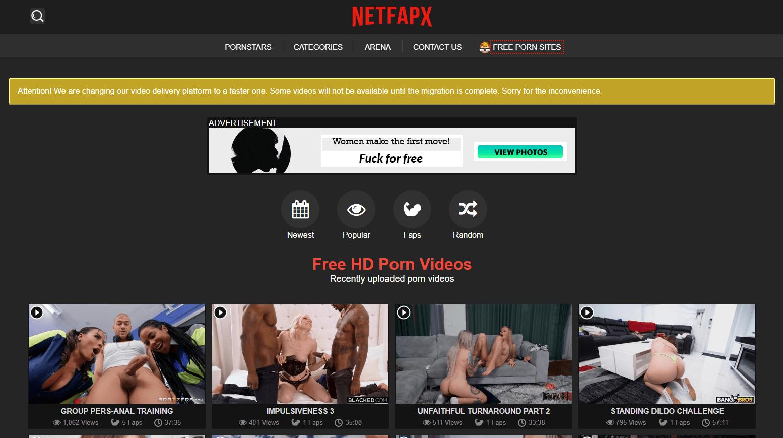 , NetFapX
